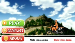Moto Cross Jump screenshot 1/2