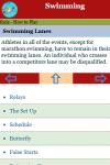 Rules To Play Swimming screenshot 3/3