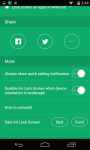 Air Lock Screen screenshot 4/4