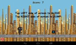 City StickMan Runner screenshot 2/3