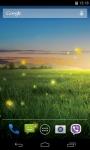 Fireflies 3D Live Wallpaper  screenshot 2/4