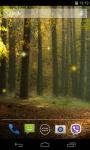 Fireflies 3D Live Wallpaper  screenshot 4/4