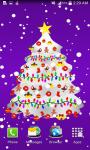 Colorful Christmas Tree Live Wallpaper  screenshot 3/6