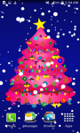 Colorful Christmas Tree Live Wallpaper  screenshot 5/6