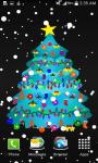 Colorful Christmas Tree Live Wallpaper  screenshot 6/6