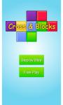 Cross and Blocks screenshot 1/4