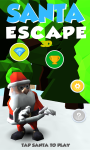3D Santa Escape screenshot 1/6