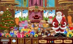 Free Hidden Object Games - Santas Little Helper screenshot 3/4