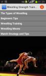 Wrestling Strength Training screenshot 1/3