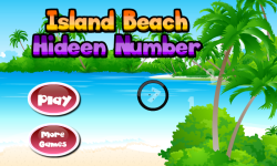 Beach Hidden numbers screenshot 1/3
