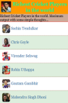 Richest Cricket Players in the world screenshot 2/3