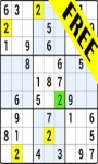 Sudoku Puzzle App screenshot 1/1