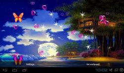3D Moonlight Live Wallpapers screenshot 4/5