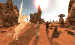 Unicorn Simulator 3D screenshot 3/6