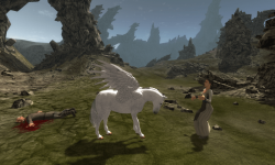Unicorn Simulator 3D screenshot 4/6