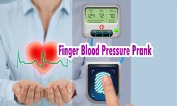 Finger Blood Pressure Prank Free screenshot 2/5
