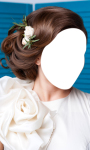 Bridal Hairstyle Photo Montage Free screenshot 5/6