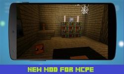 Halloween Mod for MCPE screenshot 1/3
