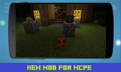 Halloween Mod for MCPE screenshot 3/3