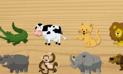 Puzzles For Kids Animals screenshot 1/4