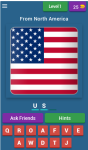 Guess The Flag 2016 screenshot 1/6