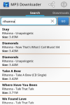 New MP3 Downloader Pro screenshot 2/2