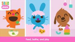 Sago Mini Babies regular screenshot 2/6