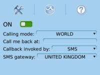 MO Call Mobile VoIP screenshot 3/4