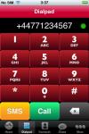 MO Call Mobile VoIP screenshot 4/4