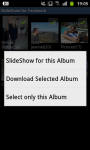 SlideShow for Facebook screenshot 3/4