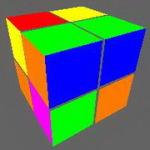3D Rubik free screenshot 1/1