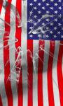 American flag livewallpaper free screenshot 1/5