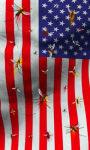 American flag livewallpaper free screenshot 2/5