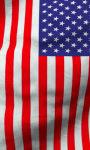 American flag livewallpaper free screenshot 5/5