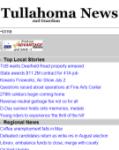 Tullahoma News for Android screenshot 1/1