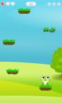 Frog Leaps Free screenshot 2/3