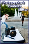 Photographers Contract Maker screenshot 1/1