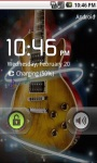 Music Guitar Abstract Live Wallpaper screenshot 5/5