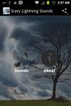 Lightning and Thunder Sounds screenshot 1/2