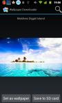 Wallpaper Downloader HD screenshot 2/3
