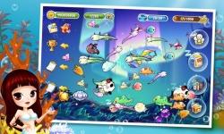 Happy Fish Dream Aquarium screenshot 1/5