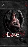 Angel In Love Live Wallpaper screenshot 3/3