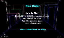 Neo Rider screenshot 1/3