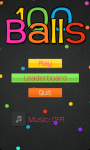 100 Balls screenshot 1/6