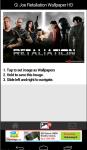 Gi Joe Retaliation Wallpaper HD screenshot 3/3