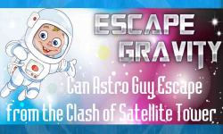 Escape Gravity - Astro Guy Escape from Tower Clash screenshot 1/6