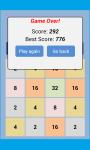 2048 Puzzle - Game screenshot 4/4