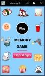 Memory Match Free screenshot 1/4