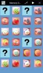 Memory Match Free screenshot 3/4