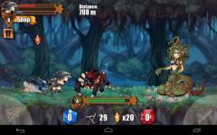 Princess Warrior screenshot 2/6